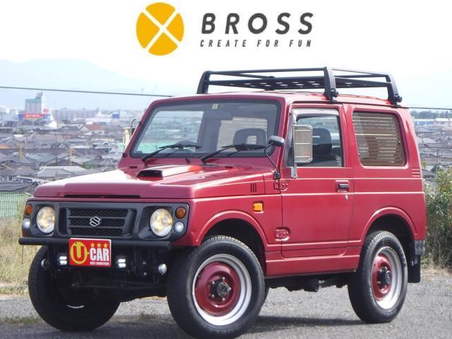 スズキ XC ターボ 4WD AT フォグライト ETC 背面タイヤ 純正色