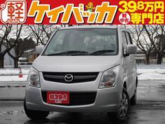 AZワゴンXG レンタUP 社外SDナビ