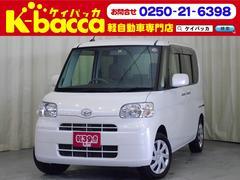 タントL 純正ナビ/TV ETC エコアイドル バックカメラ