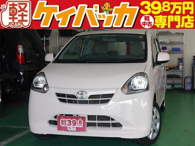 トヨタ Xf 4WD CDデッキ エコアイドル キーレス