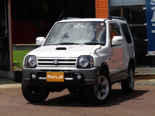 スズキ ランドベンチャー 4WD CDデッキ ルーフレール