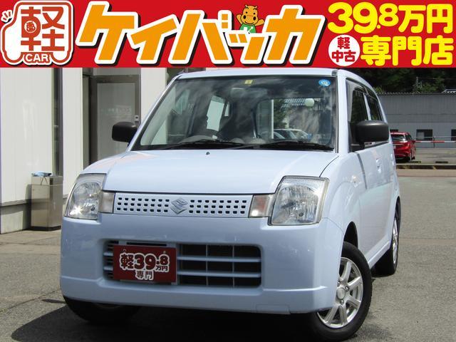 スズキ G 4WD CDオーディオ 社外アルミホイール