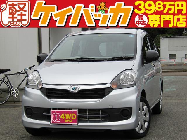 ダイハツ Lf 4WD CDデッキ キーレス ラジオ Wエアバッグ