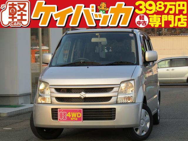 スズキ FX CDオーディオ 運転席シートヒーター ABS Wエアバッグ