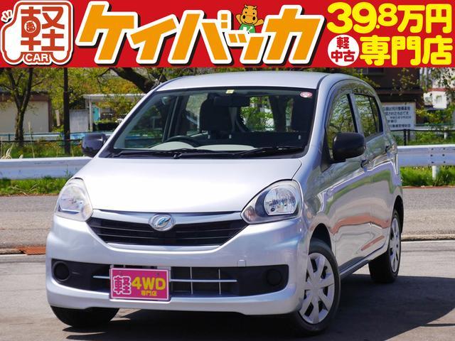 ダイハツ Lf 4WD CDオーディオ エコアイドル ABS Wエアバッグ