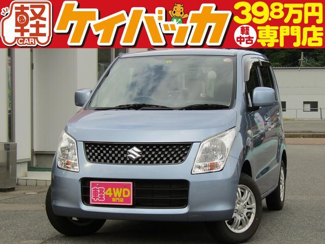スズキ FX 4WD 5MT 純正オーディオ ETC シートヒーター 純正アルミホイール フル装備 ABS Wエアバッグ
