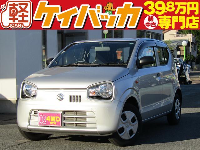 スズキ F 4WD 5MT CDオーディオ 運転席シートヒーター キーレス 横滑り防止機能 ABS Wエアバッグ