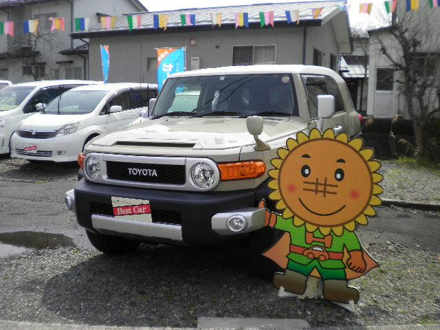 トヨタ カラーパッケージ ワンオーナー 4WD