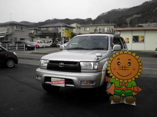 トヨタ SSR-V 4WD ヒッチメンバー バックカメラ DVDナビ