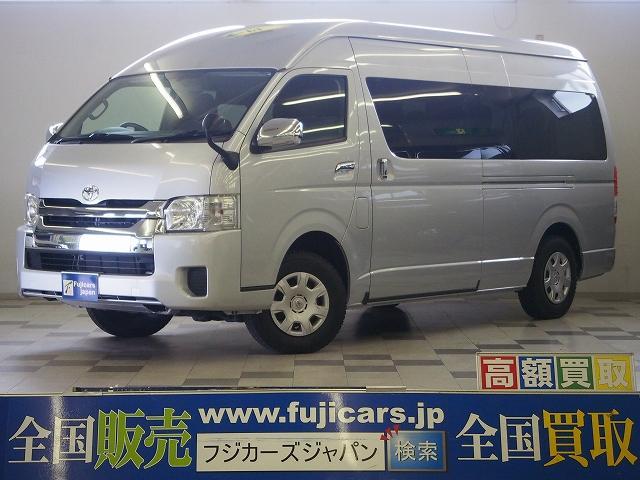 トヨタ グランドキャビン 4WD パワスラ 社外メモリーナビ 地デジ
