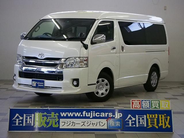 トヨタ キャンピングカーバンコン OMCツアーズワイド FFヒーター