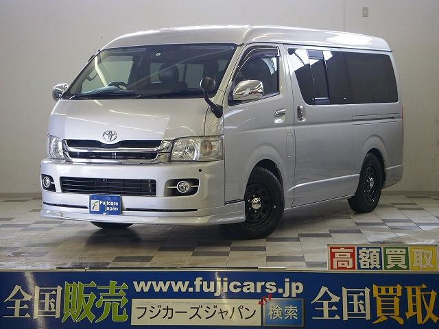 トヨタ スーパーGL 4WD マジカル・テクニカ製 ワゴンキット