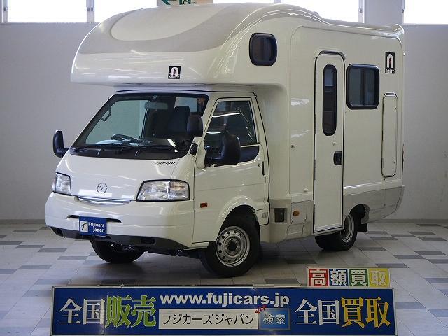 マツダ キャブコン AtoZ アミティ 4WD FFヒーター 冷蔵庫