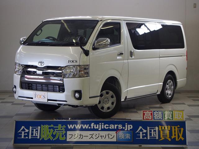 トヨタ FOCS エスパシオES ダークプライムII FFヒーター