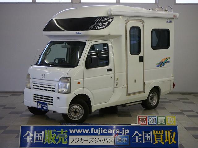 マツダ AZ-MAX ラクーン 4WD FFヒーター マックスファン