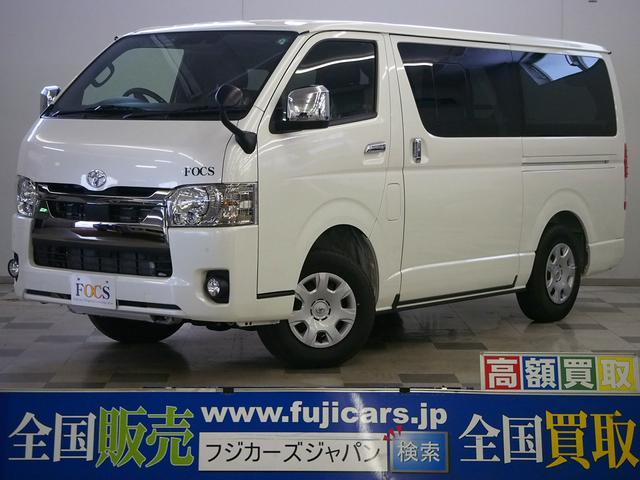 トヨタ  FOCS エスパシオes FFヒーター 15インチフリップダウンモニター 上部収納ネット トヨタセーフティーセンス インテリジェントクリアランスソナー ヒーター付アウターミラー 寒冷地仕様