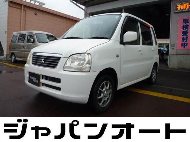 三菱 M 4WD コラムAT キーレス カセットデッキ エアバック