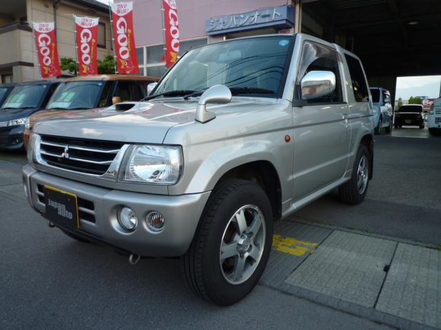 三菱 アクティブフィールドエディション 4WD CD キーレス