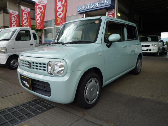 スズキ G 4WD シートヒーター スマートキー CD フルフラット