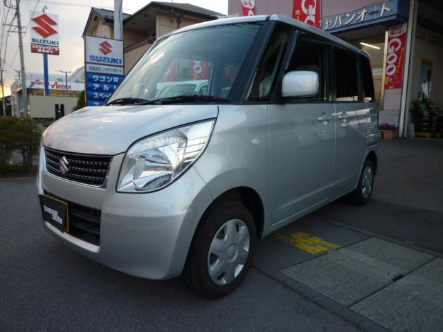 スズキ Gリミテッド 4WD スマートキー シートヒーター CD