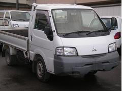 デリカトラックDX 850K 運転楽々AT車 ダブルタイヤ