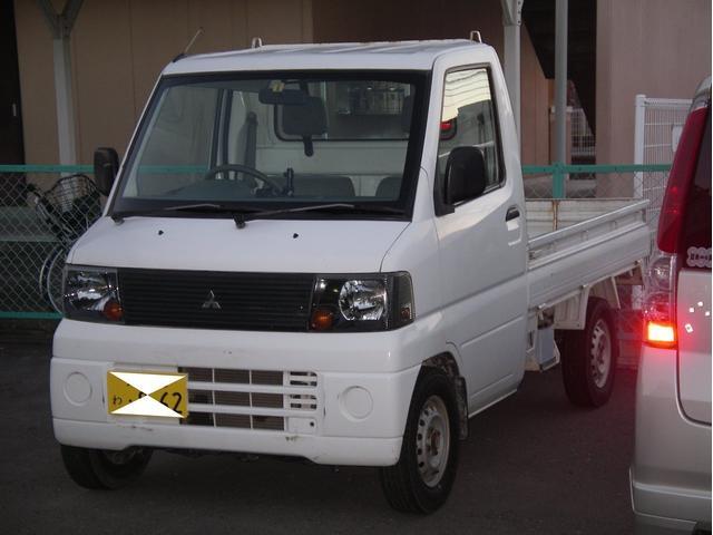 三菱 雪道強い4WD オートマ車 当店レンタカー