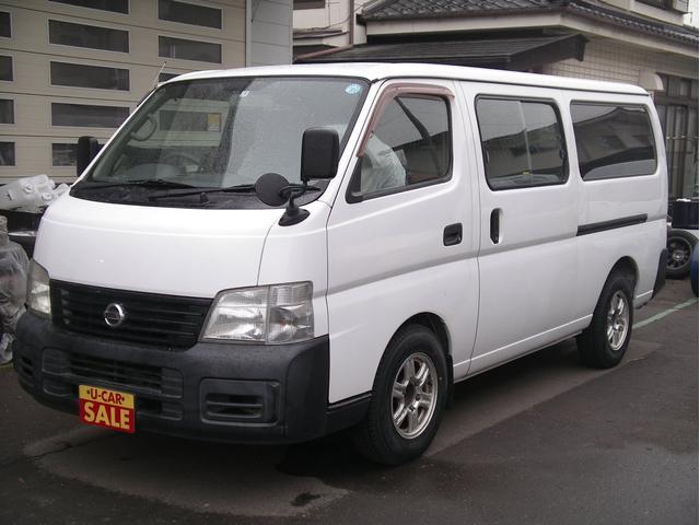 日産 DX 10人 当店レンタカー