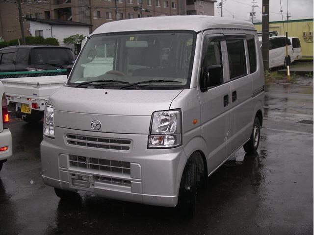 マツダ PC  4WD ナビ ETC付き AT