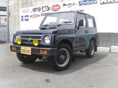 ジムニーワイルドウインドリミテッド 4WD