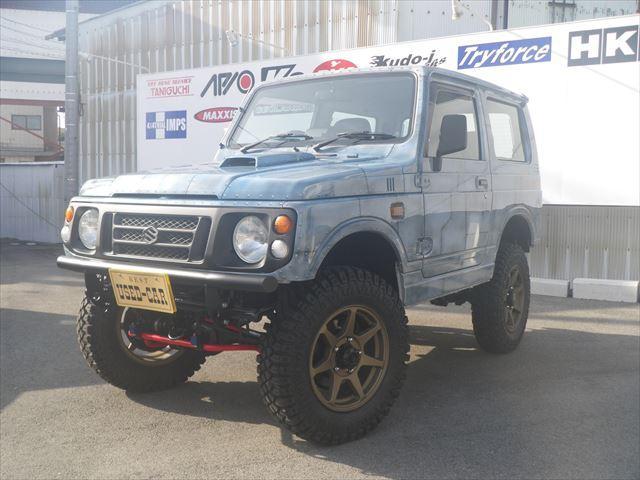 スズキ ジムニー ランドベンチャー  4WD Newペイント&コンプリート