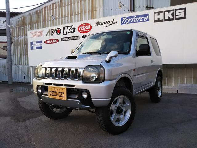 スズキ XA  4WD