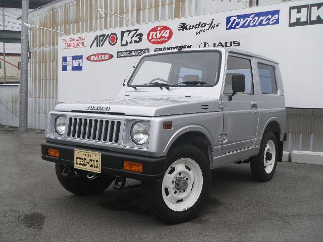 スズキ 2スト  4WD JC