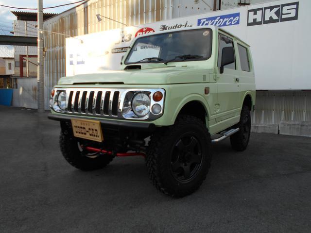 スズキ ワイルドウインド リフトアップ 4WD 16AW ETC