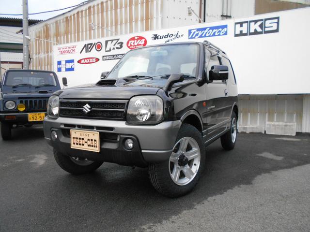 スズキ ランドベンチャー ナビ ETC 4WD シートヒーター