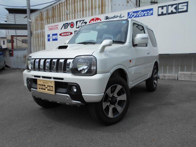 スズキ ジムニー クロスアドベンチャーXC 4WD キーレス シートヒーター