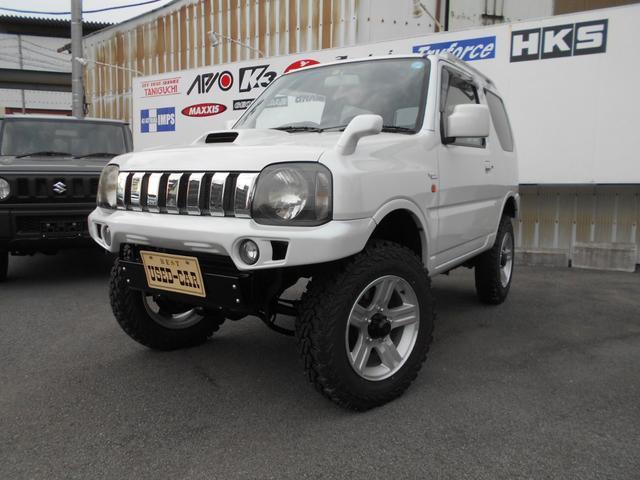 スズキ ワイルドウインド 4WD シートヒーター 禁煙車 16インチアルミ オートマ フル装備