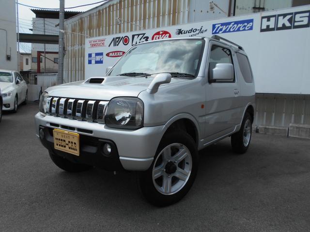 マツダ AZオフロード XC 4WD ターボ 禁煙車