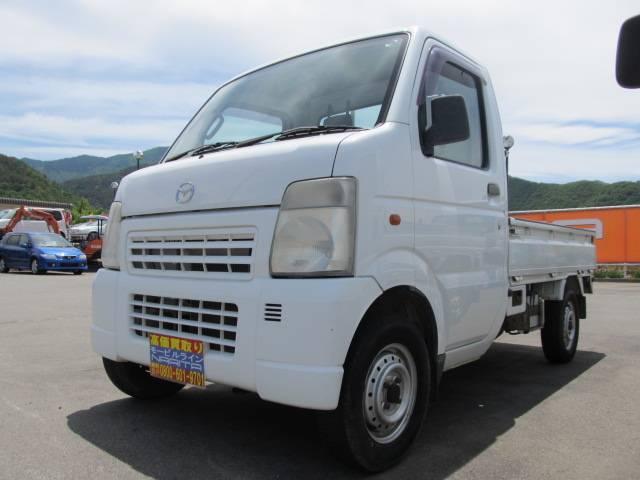 マツダ KC 3方開 4WD 5速マニュアル