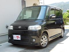 タントVS 4WD フロントスポイラー スマートキー ナビ付