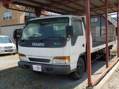 エルフトラックキャリアカー ディーゼルターボ フル装備 積載車