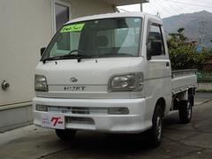 ハイゼットトラック4WD 5速マニュアル