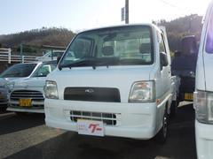サンバートラック4WD 5速MT エアコン