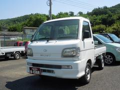 ハイゼットトラックスペシャル 4WD オートマ