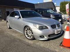 BMW525i Mスポーツパッケージ 純正ナビ 純正エアロ ETC