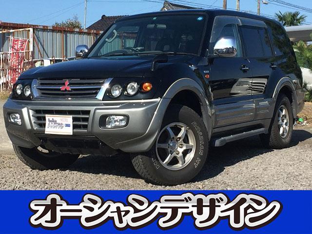 三菱 ロング スーパーエクシード 4WDサンルーフ