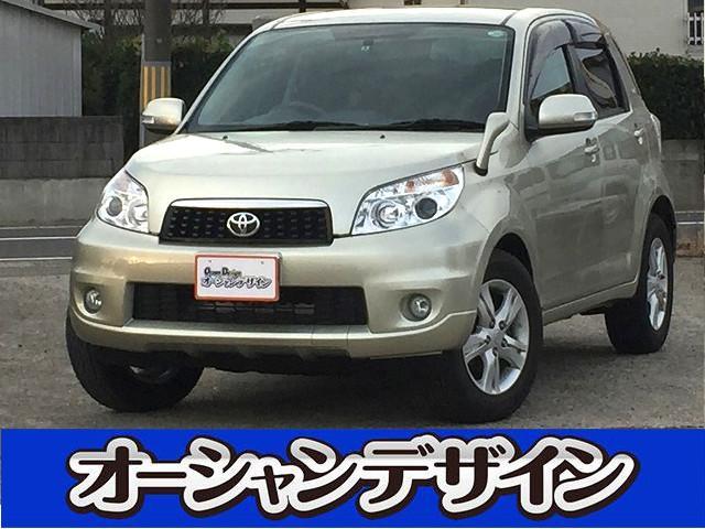 トヨタ X 4WD CD HID スマートキー