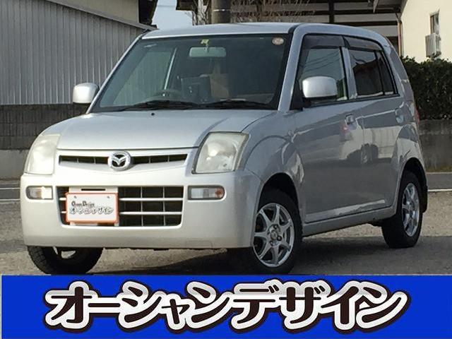 マツダ GII 4WD DVDナビ アルミ