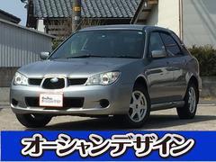 インプレッサスポーツワゴン1.5iスペシャル  CD アルミ