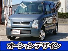 ワゴンRFA 4WD CD アルミ