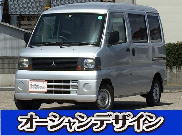 三菱 4WD タイベル交換済 5MT